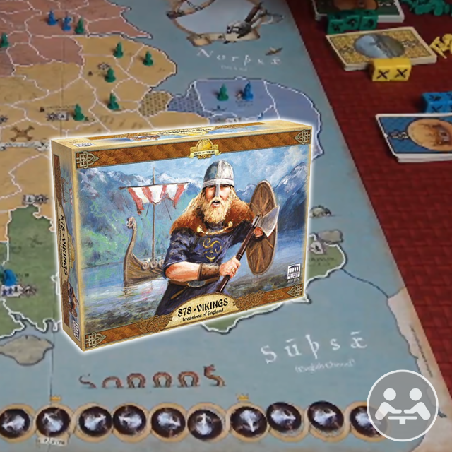 878: Vikings - The Invasions of England Playthrough