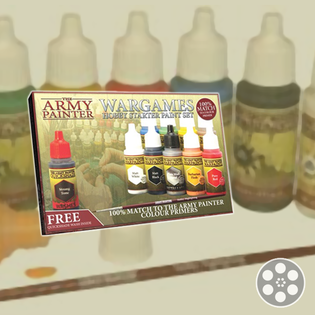 Army Painter: Starter Paint Set Review