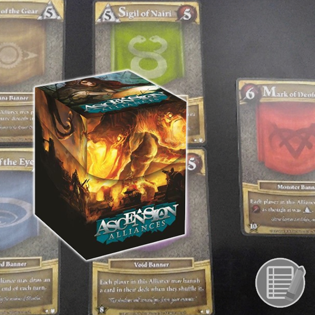 Ascension: Alliances Review