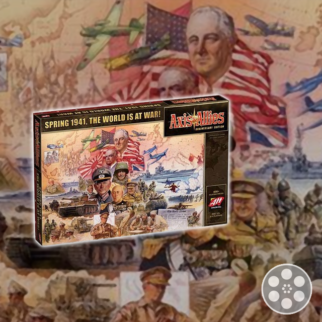 Axis & Allies: Anniversary Edition (2nd Edition) Review