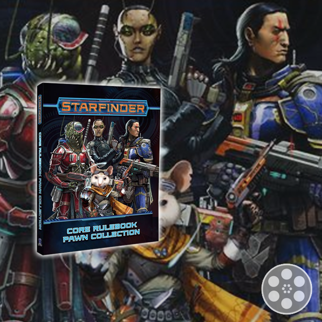 Starfinder RPG: Pawn Collection Review