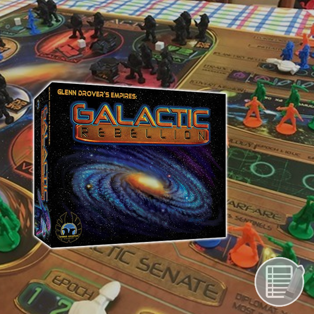 Empires: Galactic Rebellion Review
