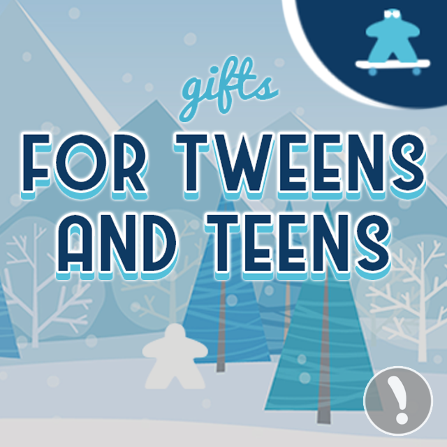 Holiday Gifts: Gifts for Tweens and Teens