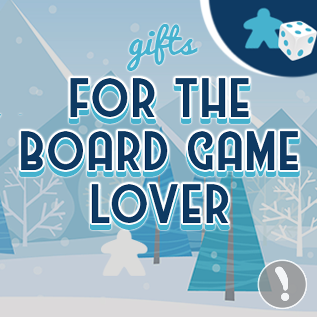 Holiday Gifts: Games for Board Gamers