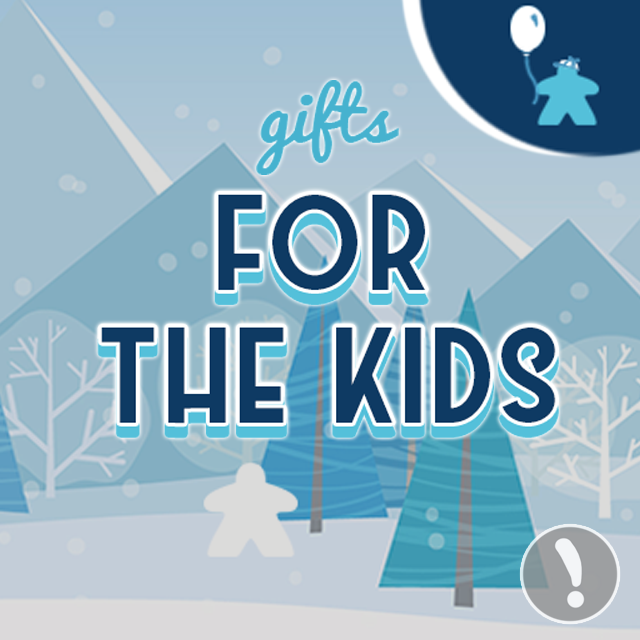 Holiday Gifts: Games for Kids