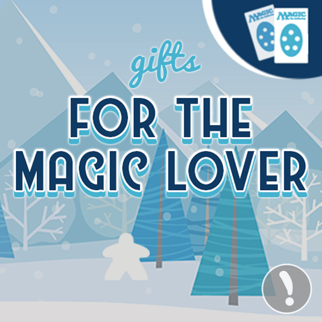Holiday Gifts: For the Magic Lover