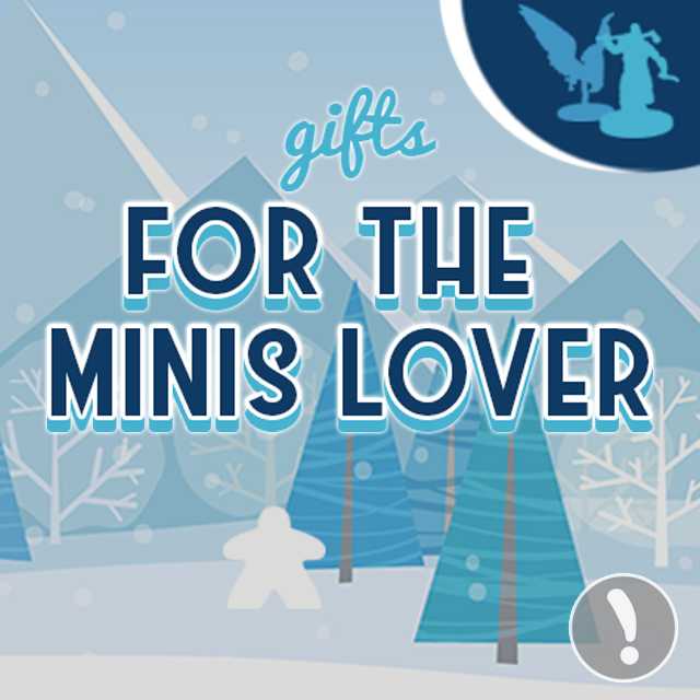 Holiday Gifts: For the Minis Lover