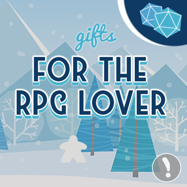 Holiday Gifts: For the Role Playing Gamer