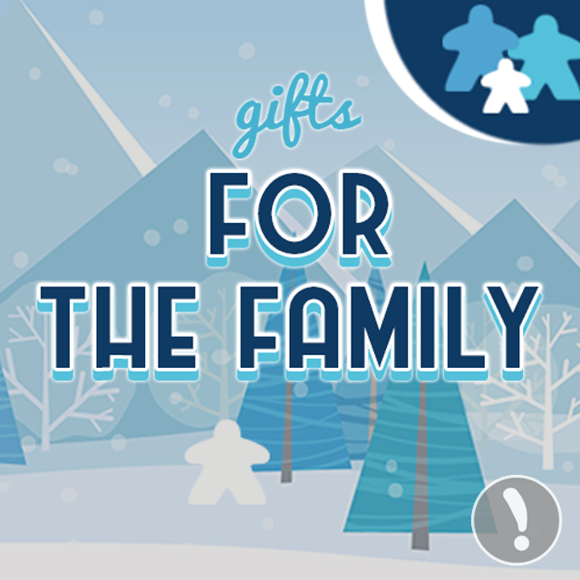 Holiday Gifts: Games for Families