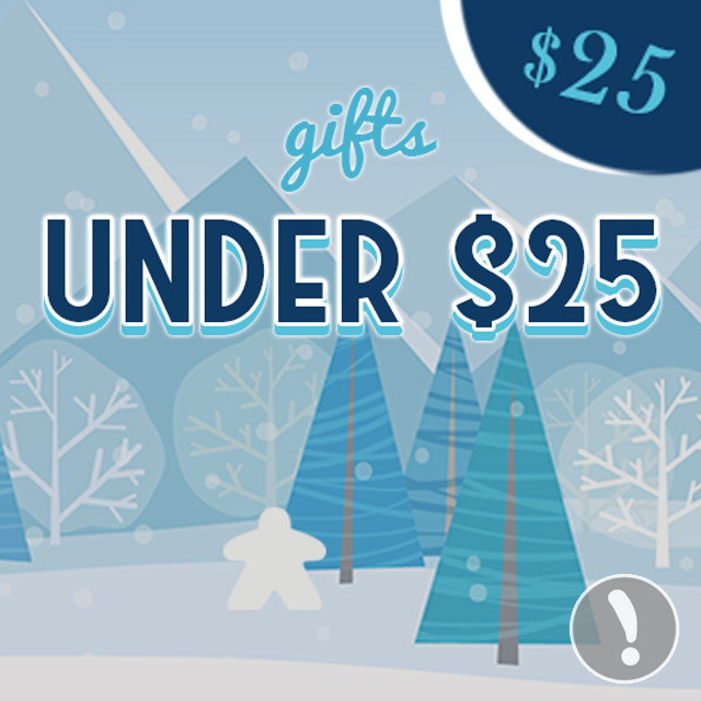 Holiday Gifts: Gifts Under 25 Dollars