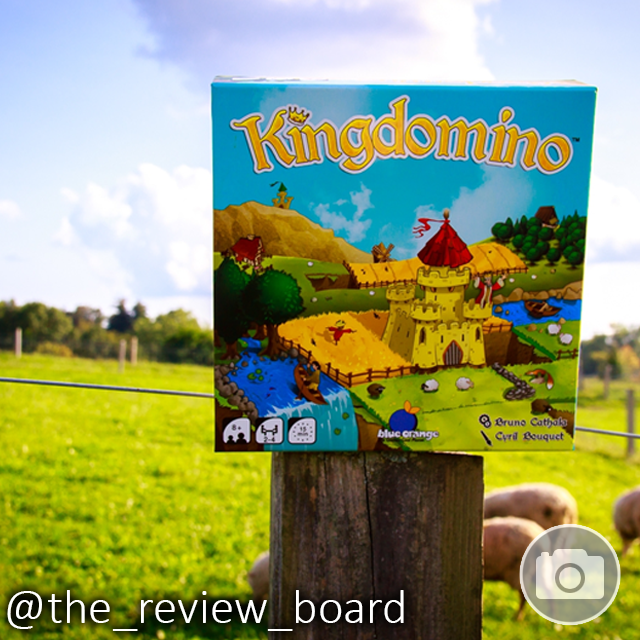 Kingdomino and Queendomino - A Photostory
