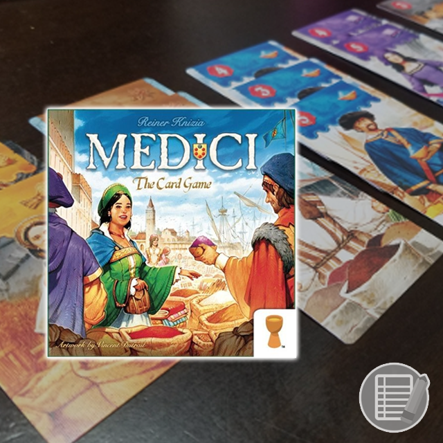 Medici: The Card Game Review
