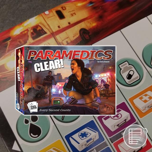 Paramedics: CLEAR! Review