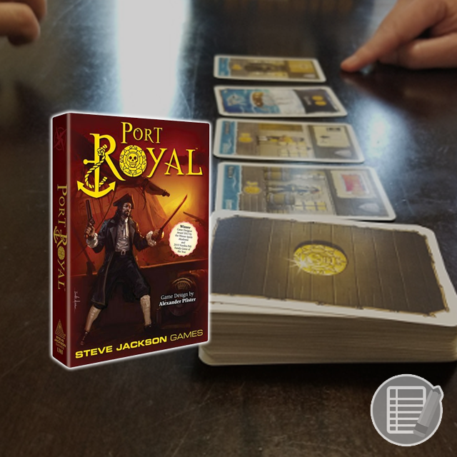 Port Royal Review