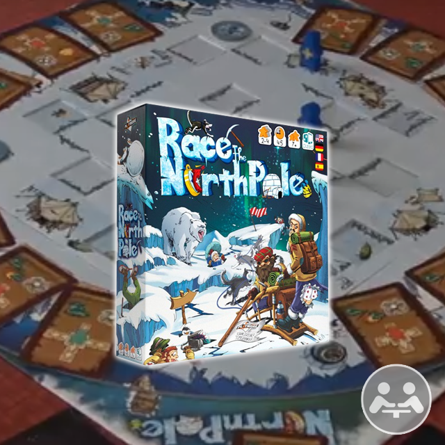 Race to the North Pole Playthrough