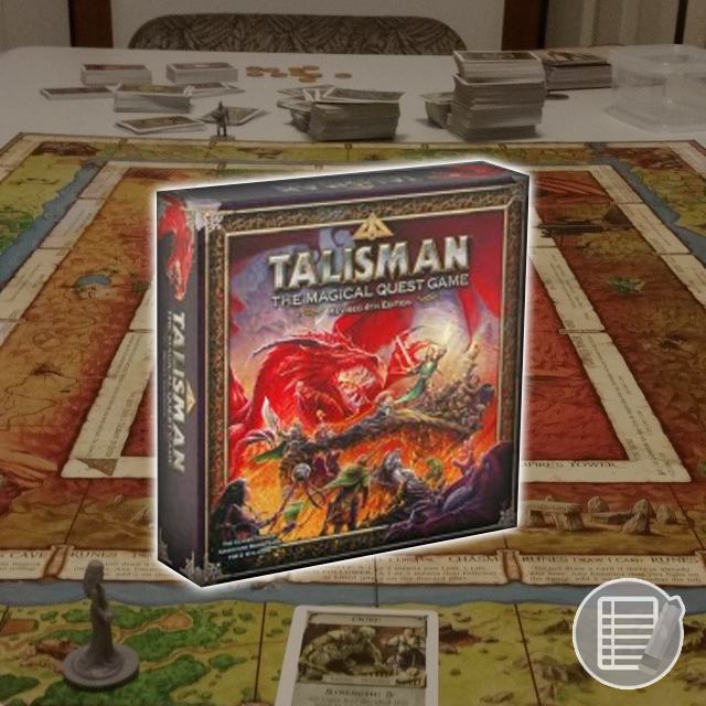 Talisman 4th Edition Review