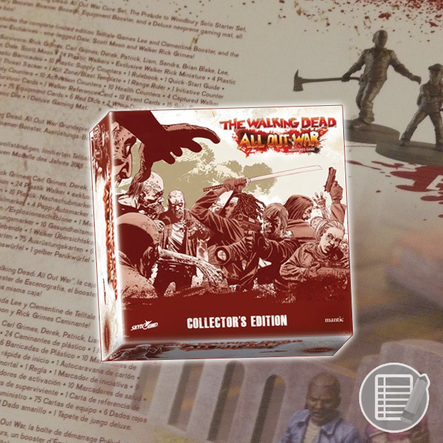 Walking Dead: All Out War – Collector's Edition Review