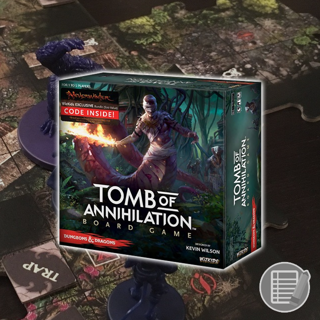 Dungeons & Dragons: Tomb of Annihilation Review