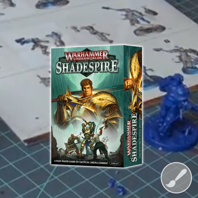 Painting with Rob - Shadespire - Part 1