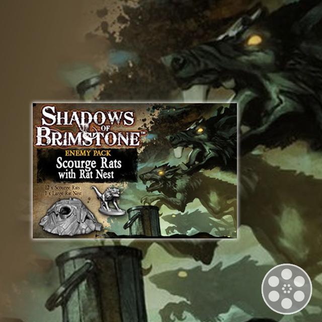 Shadows of Brimstone: Scourge Rats Review