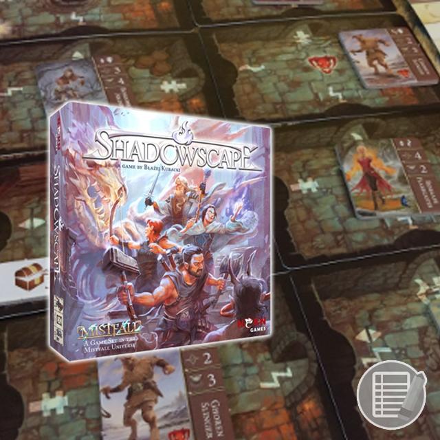 Shadowscape Review