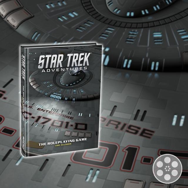 Star Trek Adventures RPG: Core Rulebook Review