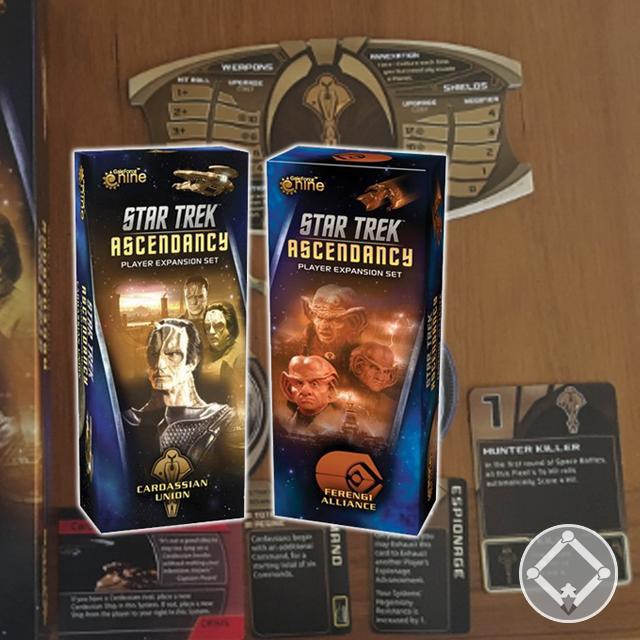 Star Trek: Ascendancy Expansions Review