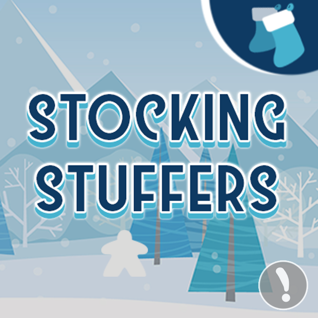 Holiday Gifts: Stocking Stuffer Games