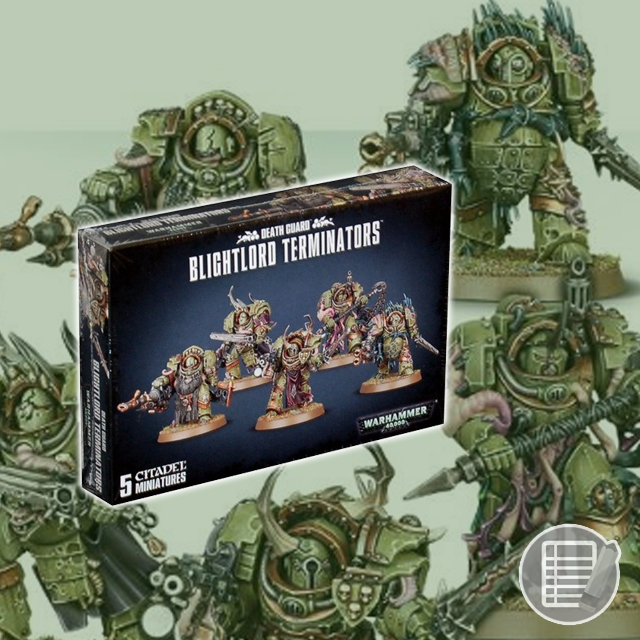 Warhammer 40K: Blightlord Terminators Review