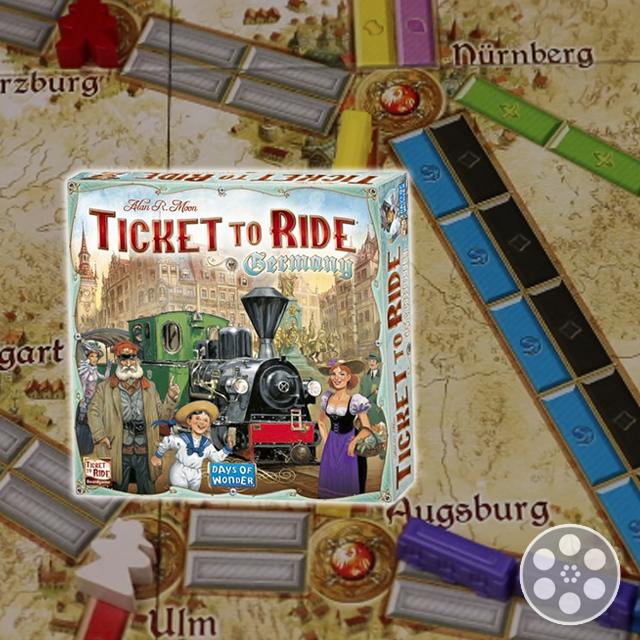Ticket to Ride: Germany Review