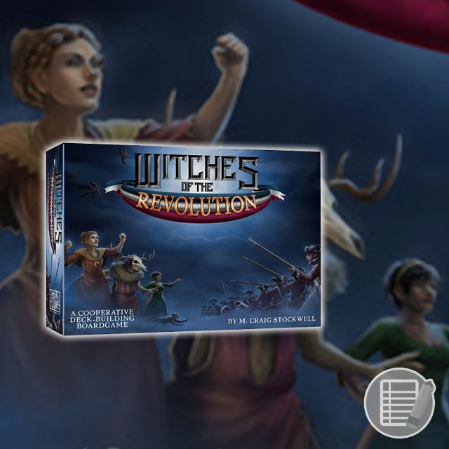 Witches of the Revolution Review